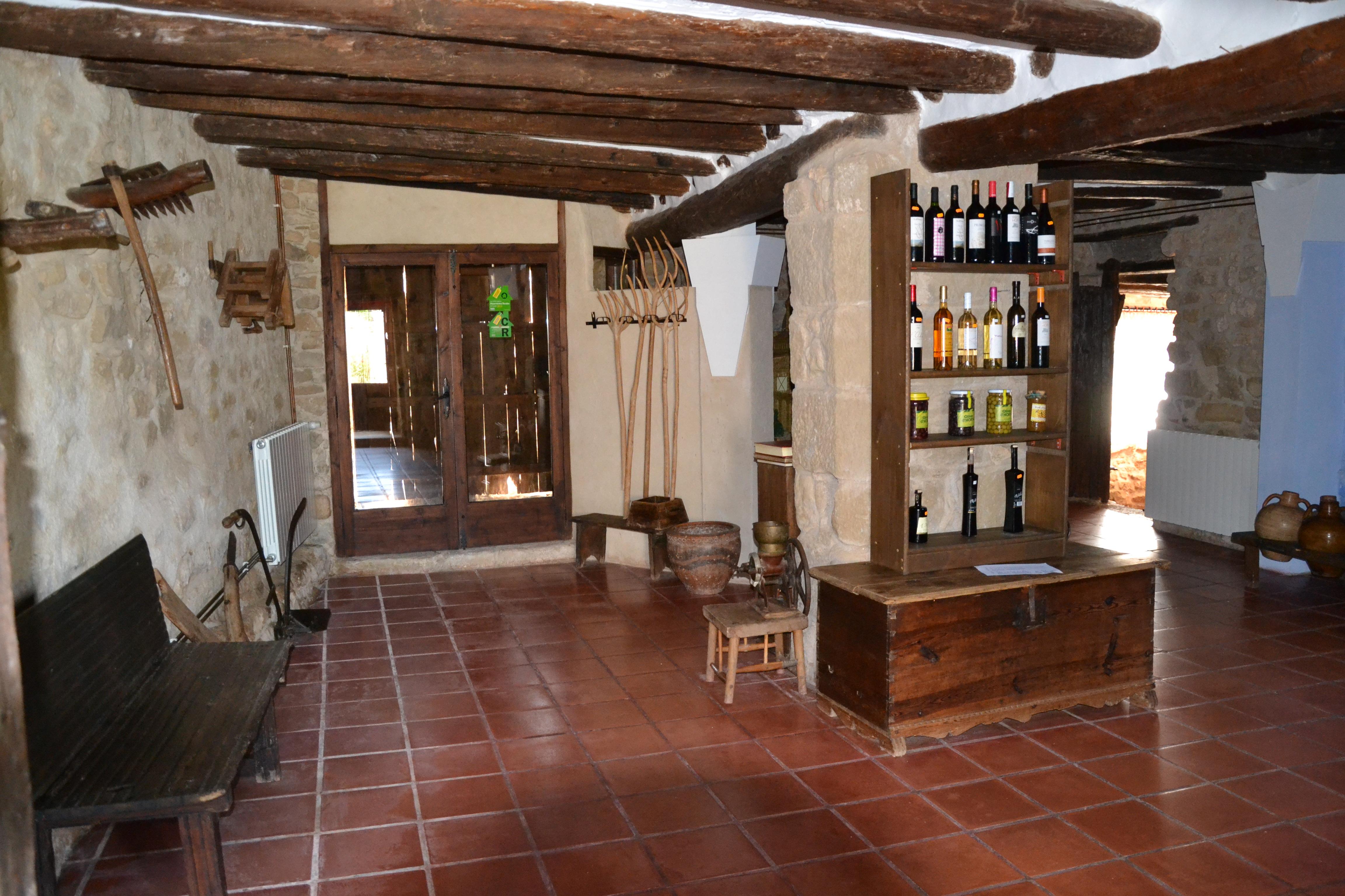 Serveis casa rural a horta de sant joan seniadedonpedro - Casa rural sant marc ...
