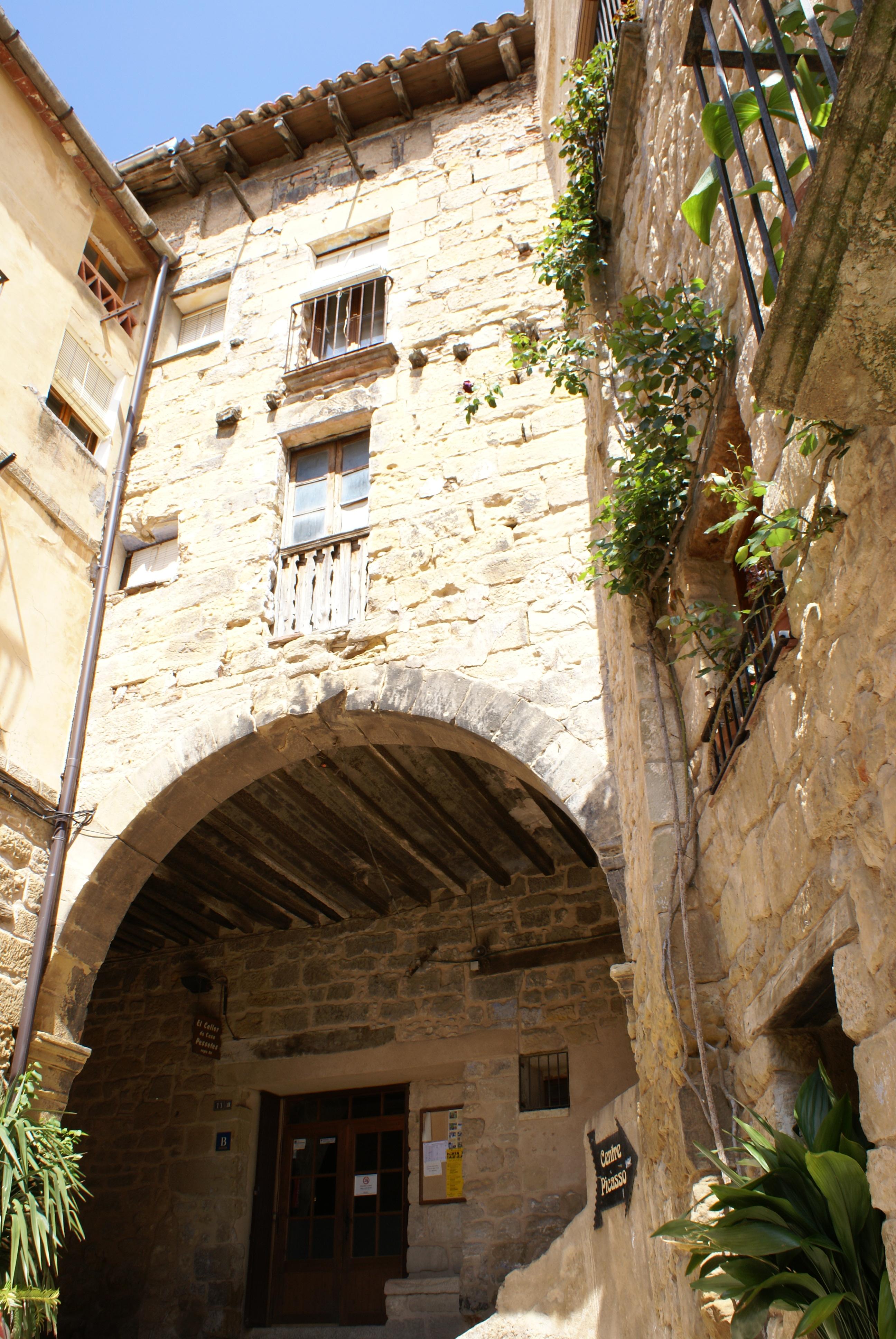 Horta casa rural a horta de sant joan seniadedonpedro - Casa rural sant marc ...